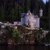 Castle Film Location Rental in Idaho  Castle Von Frandsen
