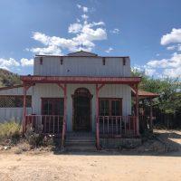 Arizona  Movie Location Gammons Gulch